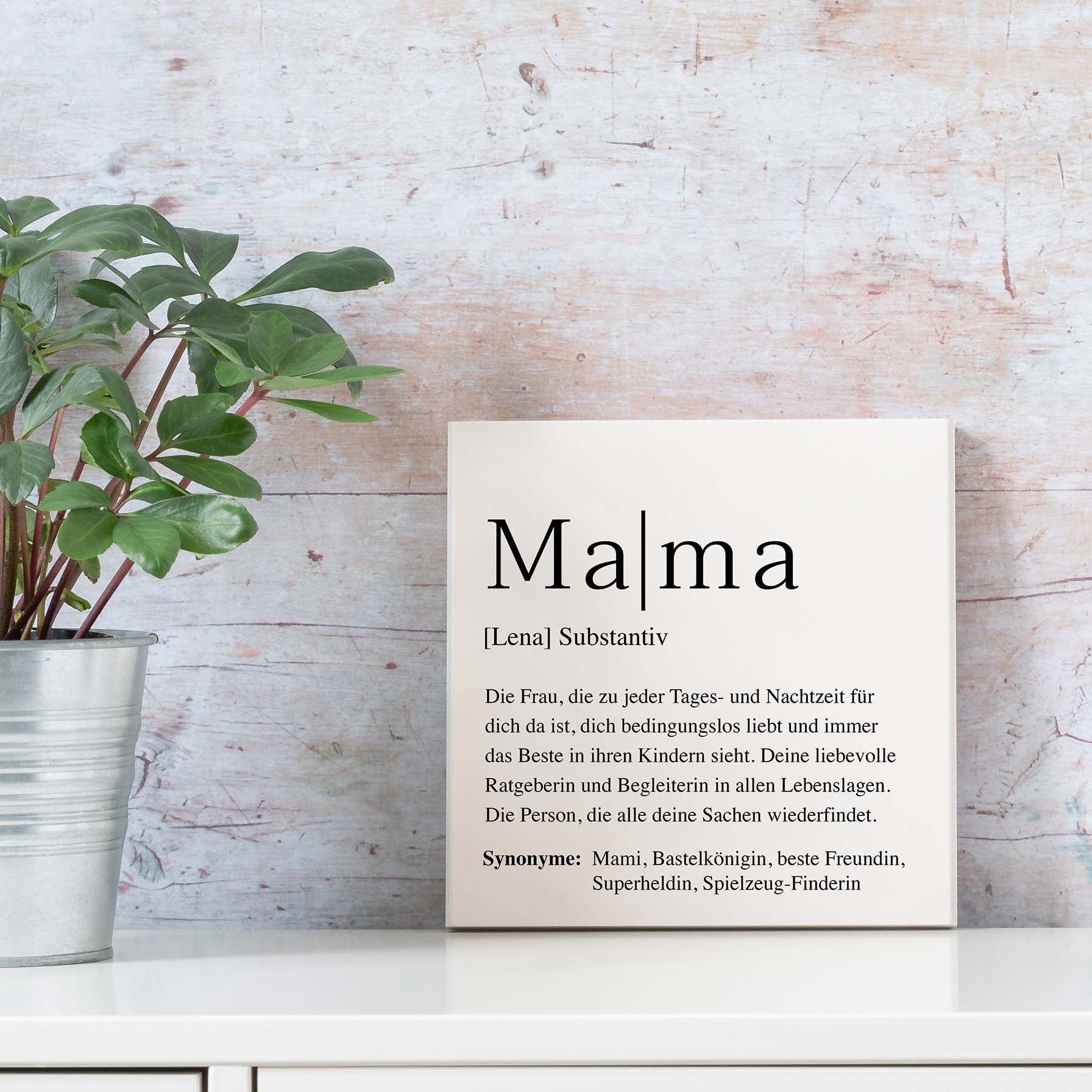 Definition Mama