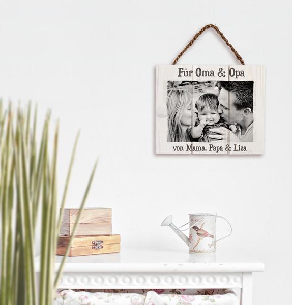 herzensprojekt geschenk opa und oma. Black Bedroom Furniture Sets. Home Design Ideas
