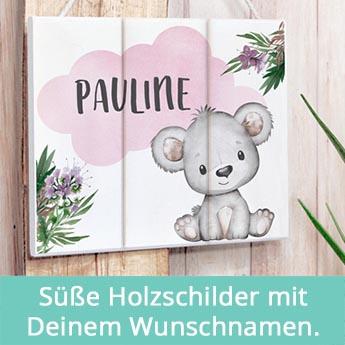 Personalisierte Geschenke Zur Geburt Traumhaft Fürs Baby